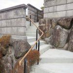名張市 M様邸 玄関階段改修工事
