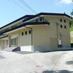 滝之原公民館改造工事