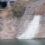 比奈知ダム梁廣地区斜面対策工事