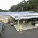 名張市 K社 太陽光発電設備工事