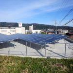 名張市 R社 太陽光発電設備工事