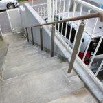 名張市 H様邸 ユニットバス入替え 及び 外部階段手すり取付工事